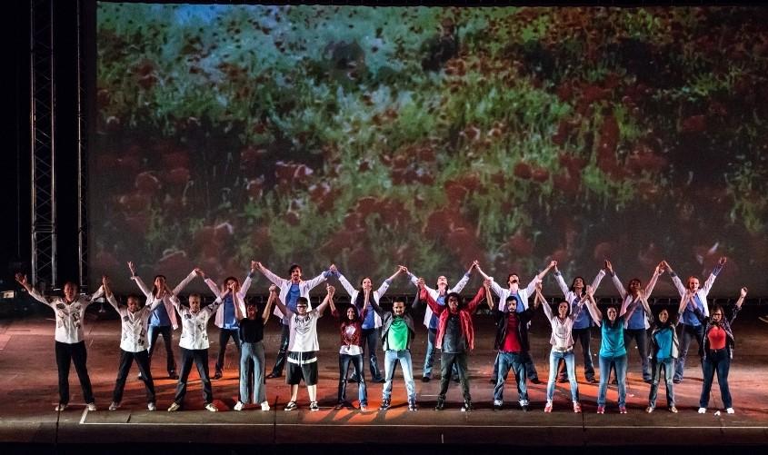 STAGIONE 2018: Prima al Teatro di Verdura