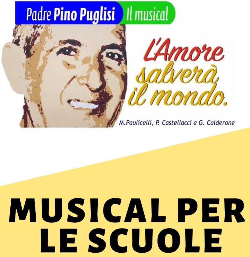 STAGIONE 2019: MUSICAL PER LE SCUOLE al Teatro Savio